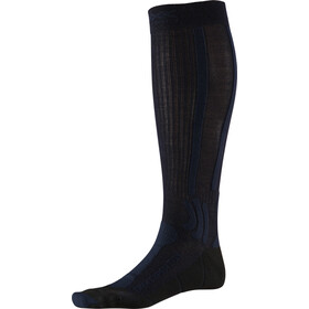 X-Socks Trek Expedition Sokken Heren, midnight blue/opal black
